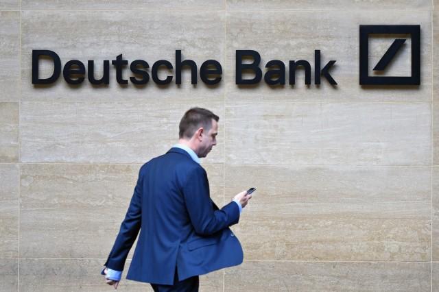 Σε μαζικές απολύσεις προχωρά η Deutsche Bank