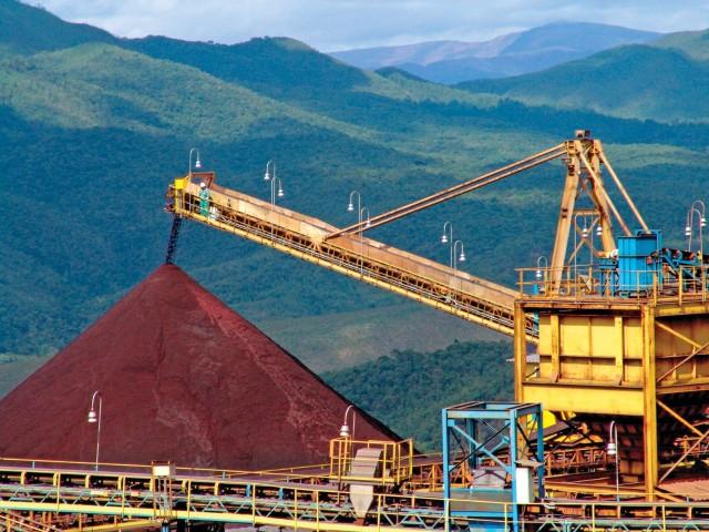 Κινεζική οργή για τις υψηλές τιμές iron ore