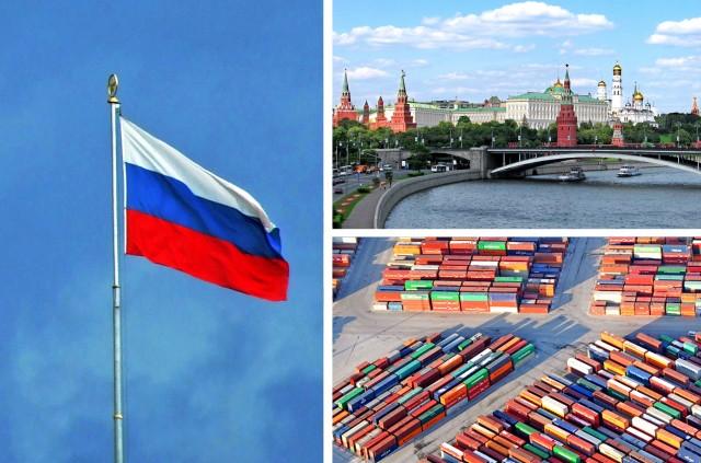 Με το βλέμμα στις εξαγωγές της η Μόσχα
