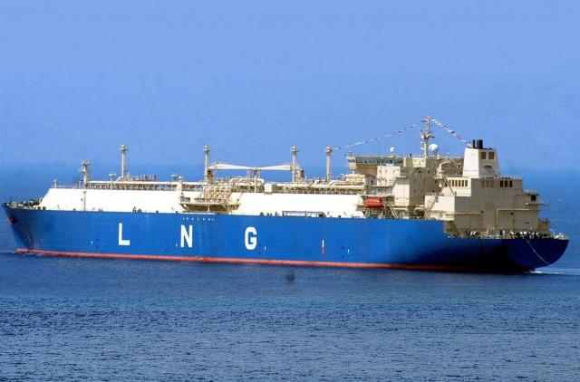 Ο Κινεζικός Δράκος κάνει στροφή στο LNG