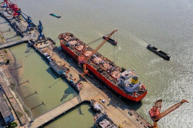 Πρόσω ολοταχώς προς νέας γενιάς bulk carriers
