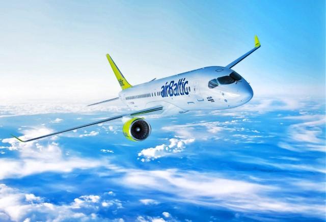 Η airBaltic επενδύει στην ελληνική αγορά