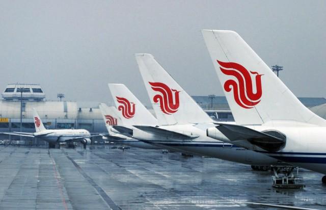 Νέα αεροσκάφη για την Air China