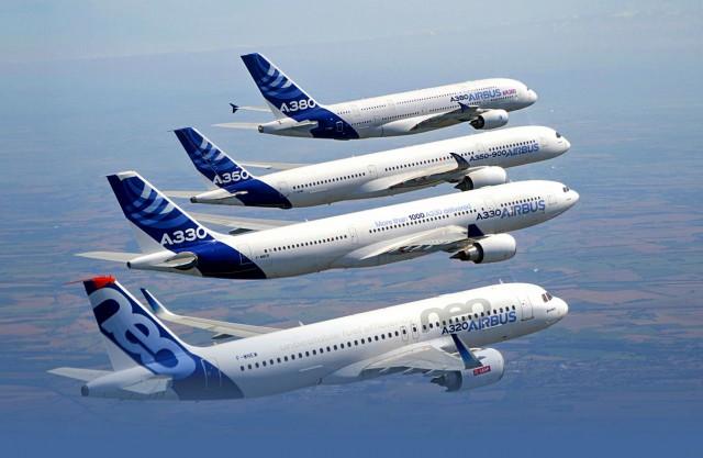 Επέλαση της Airbus στη Νότια Αμερική