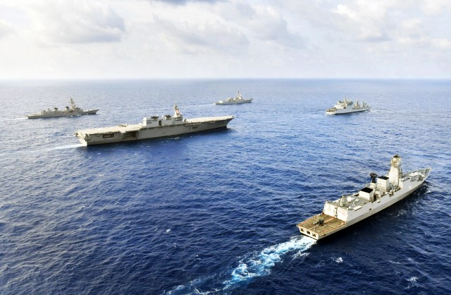 Τεταμένη η κατάσταση στον Περσικό Κόλπο