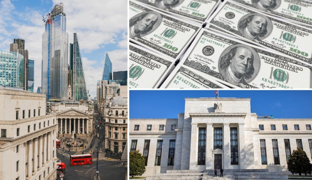 Οι διεθνείς αγορές στους ρυθμούς Fed και εταιρικών αποτελεσμάτων