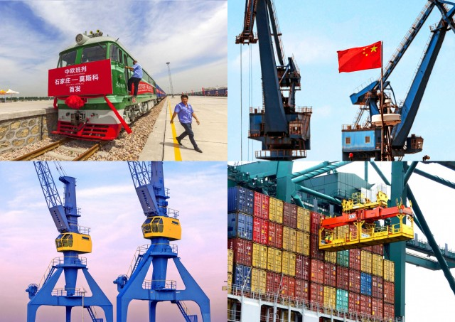 Ο Νέος Δρόμος του Μεταξιού και τα οφέλη της Κίνας