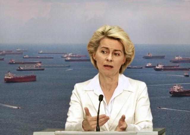 Η ναυτιλία στο στόχαστρο της νέας προέδρου της ΕΕ