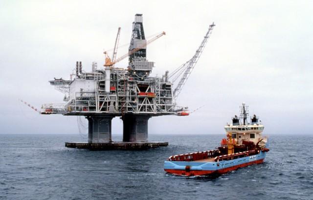 Διαρροή πετρελαίου στον Ατλαντικό