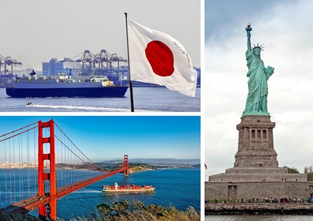 Προς εμπορική συμφωνία ΗΠΑ-Ιαπωνίας