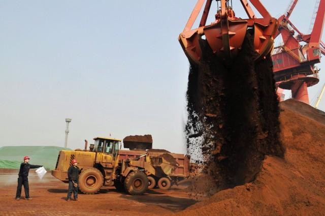 Αυστραλία: Ανάκαμψη για την παραγωγή iron ore