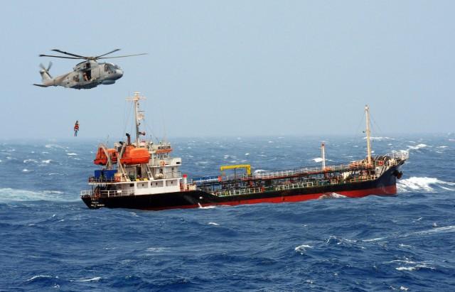 Σε τροχιά μείωσης οι επιθέσεις εναντίον πλοίων στην Ασία