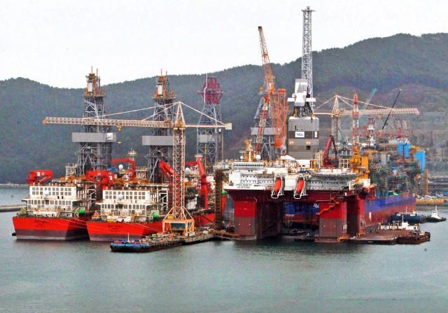 Δύο νέες παραγγελίες πλοίων για την Samsung Heavy Industries