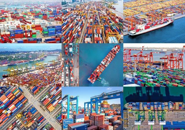 Οι χώρες με τους ανταγωνιστικότερους λιμένες για την liner ναυτιλία