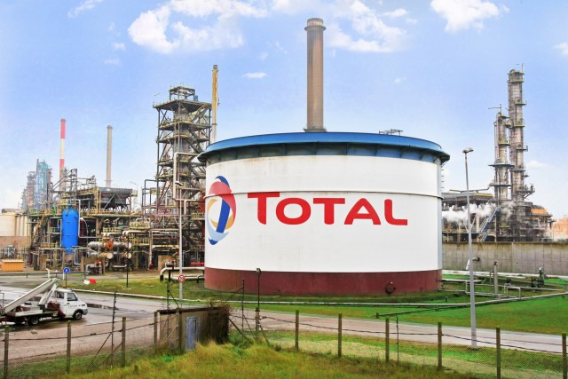Αποεπένδυση της Total από την Βρετανία