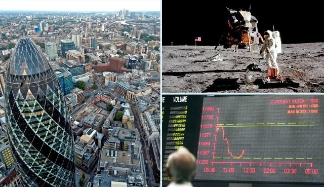 Η Σελήνη, ο Νιλ Άρμστρονγκ και η… παγκόσμια οικονομία