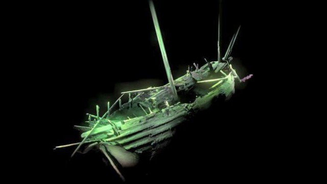 Άθικτο ναυάγιο… 500 ετών