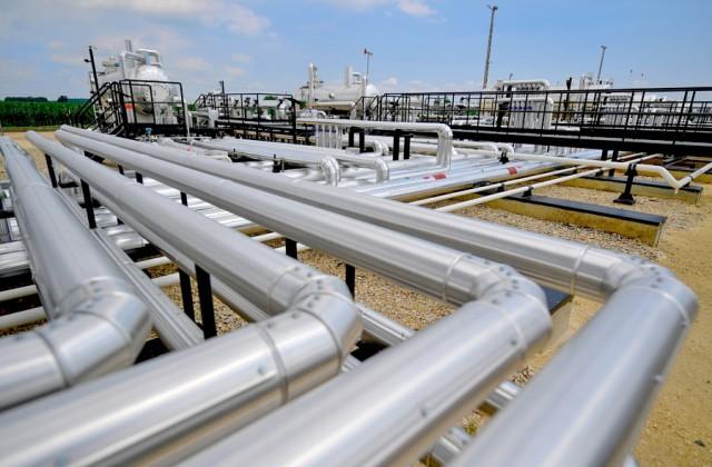 Στην Ευρώπη μέσω Ελλάδας τουρκικό φυσικό αέριο