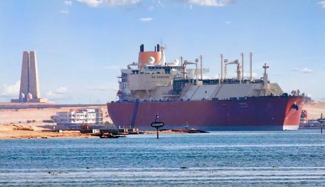 Το LNG «προελαύνει» στην Ασία