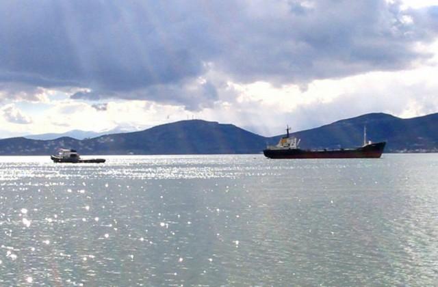 Βύθιση πλοίου στην Κασπία Θάλασσα