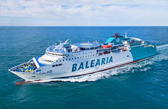 Ψήφος εμπιστοσύνης από την ισπανική Baleària στο καύσιμο LNG