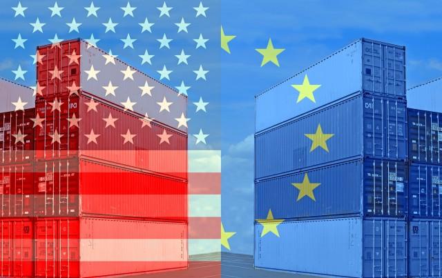 Ισχυροποίηση εμπορικών δεσμών ΗΠΑ-ΕΕ