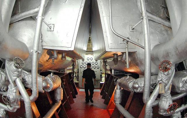 Οι κίνδυνοι εισόδου σε κλειστούς χώρους πλοίων