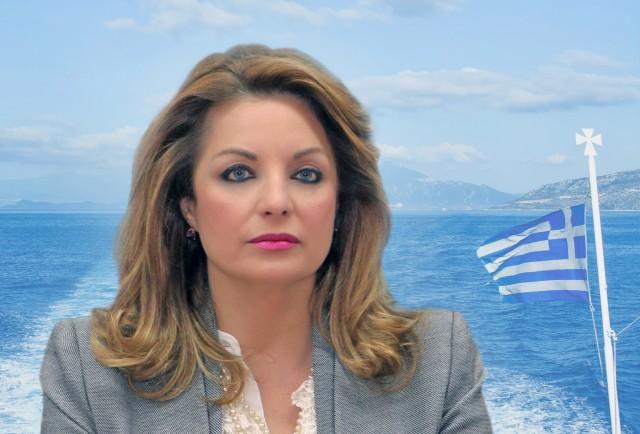 Nέα Πρόεδρος του ΕΟΤ η Άντζελα Γκερέκου