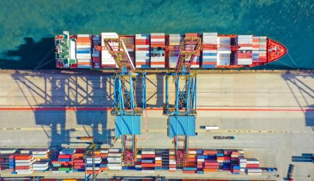 Θετική στον Covid-19… η ναυτιλία γραμμών