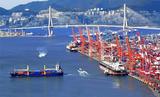 Κορεατική λιμενική ανάπτυξη και ναυτιλιακή αισιοδοξία