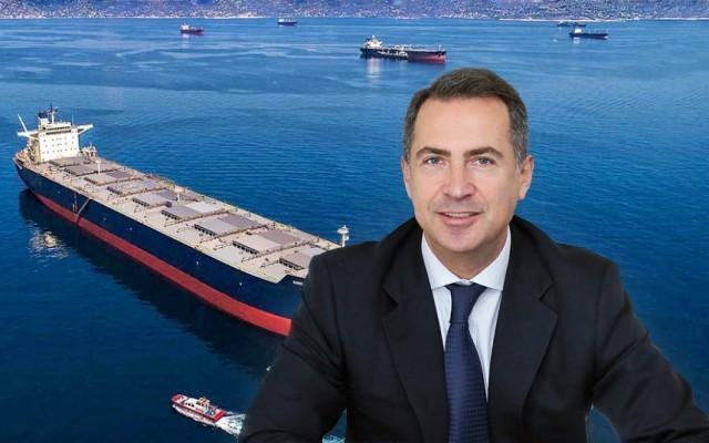 Σ. Τσαντάνης: Αισιόδοξες οι προοπτικές για την αγορά των Capesizes