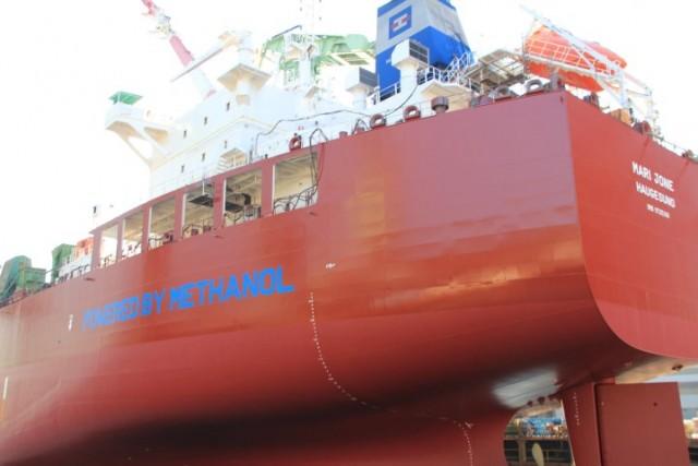 H μεθανόλη ως καύσιμο δίχρονων κινητήρων πλοίων