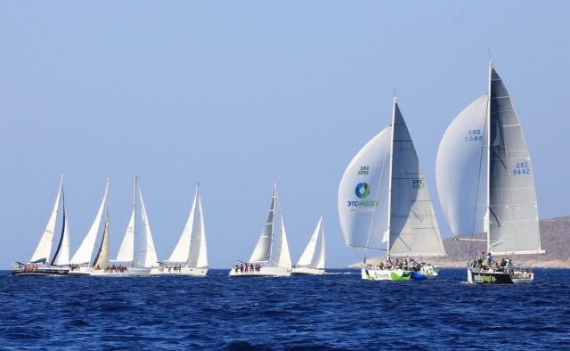 Ξεπέρασε τις 40 συμμετοχές η Αegean Regatta 2019