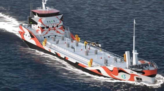 Στα σκαριά το πρώτο δεξαμενόπλοιο μηδενικών εκπομπών έως το 2021