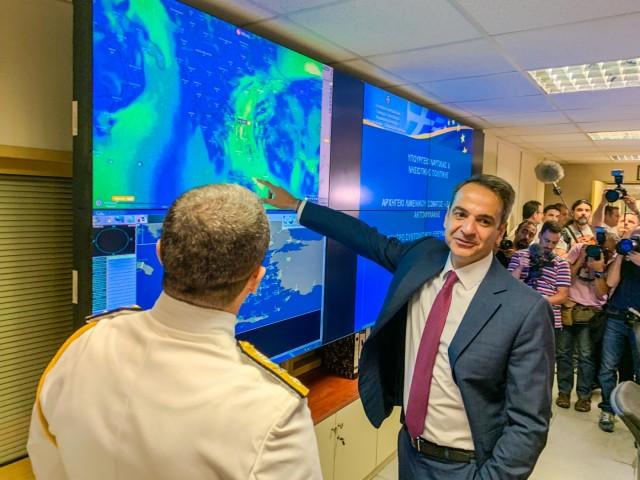 Κ. Μητσοτάκης: Οι 5 προτεραιότητες για τη ναυτιλία