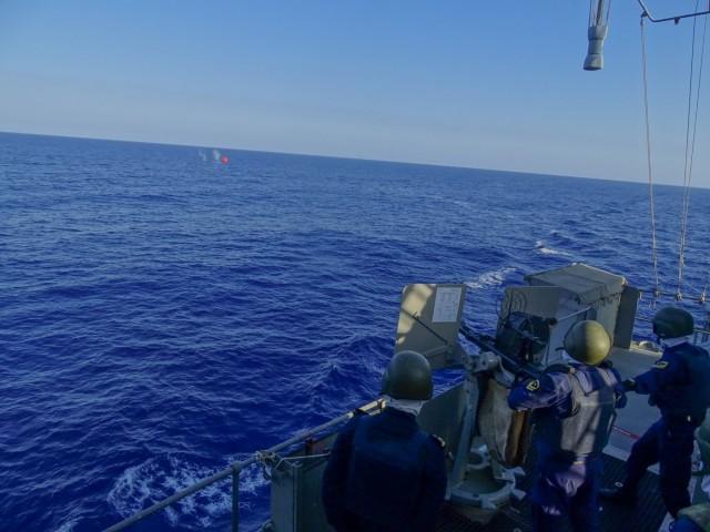 Το Πολεμικό Ναυτικό συμμετέχει σε Πολυεθνική Άσκηση (φωτογραφίες)