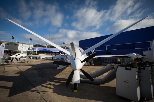 Ηλεκτρικά αεροπλάνα: το μέλλον είναι εδώ