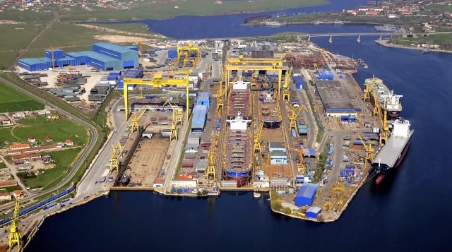 «Πράσινη» στροφή (και) για την ναυπηγική βιομηχανία