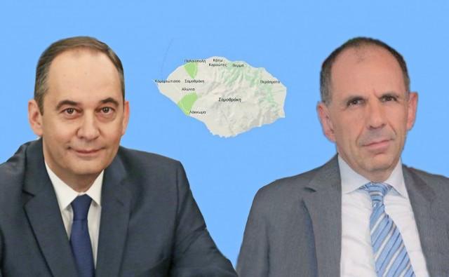 5 υπουργοί  αποφασίζουν για τα επιβατηγά της Σαμοθράκης
