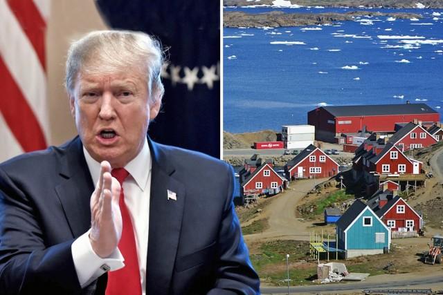 Οι βλέψεις αγοράς της Γροιλανδίας από τον Trump γεννούν ερωτηματικά