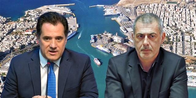 Επενδύσεις Cosco: οι ανησυχίες του Δημάρχου Πειραιά