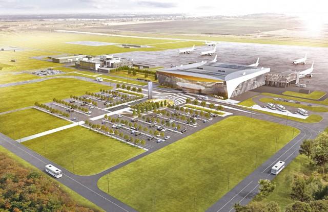 «Γιούρι Γκαγκάριν»: το νέο αεροδρόμιο στο Σάρατοφ της Ρωσίας