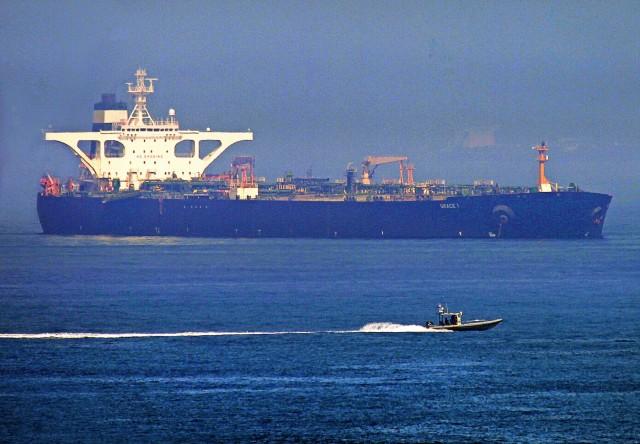 Ιρανική ναυτιλιακή μίσθωσε το Adrian Darya