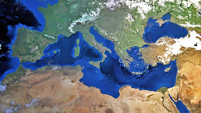 Έως 20cm αναμένεται να ανέβει η στάθμη της Μεσογείου