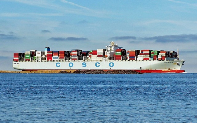 Ενίσχυση της συνεργασίας MacGregor-COSCO Shipping