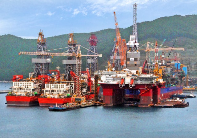 Μειωμένες οι παραγγελίες νέων πλοίων στην Νότια Κορέα
