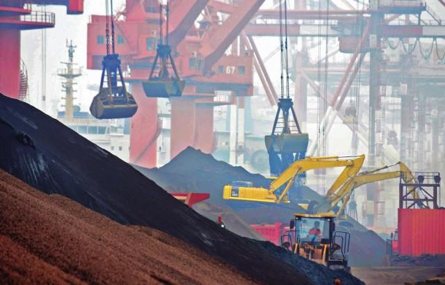 Κίνα: Κάμψη στην ζήτηση άνθρακα από το 2025