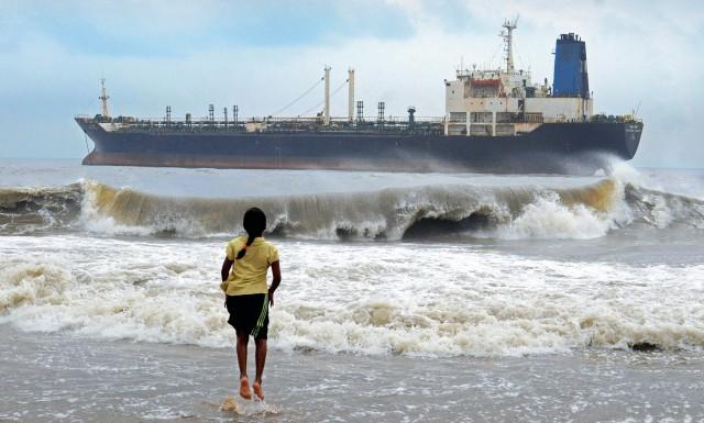 Οι Φιλιππίνες στο έλεος του τυφώνα Γκόνι