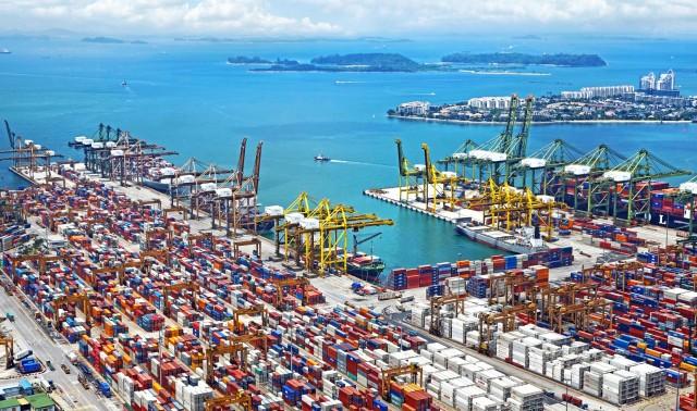 Μείωση των ναυτικών ατυχημάτων στο λιμάνι της Σιγκαπούρης