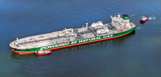 Πρώτο πλοίο με LNG στο Βόρειο Πέρασμα